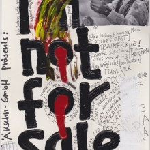 Günther Meyer, I am not for sale